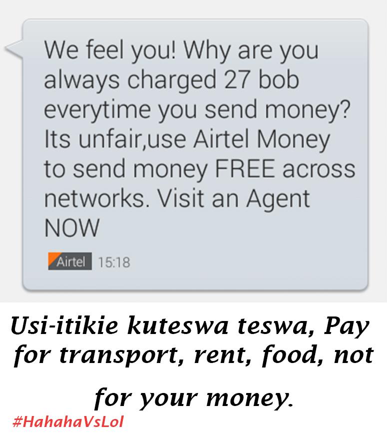 #HahahaVsLol-Kuteswa-Teswal